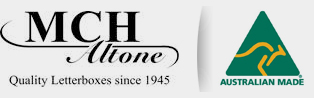 MCH Altone is one of Australia's leading letterbox manufacturers